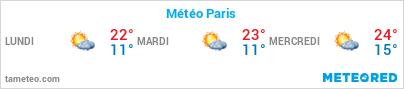 La météo avec tamétéo.com